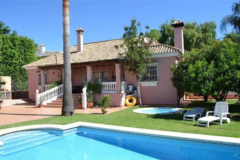 Freistehende Villa zum verkauf in El Rosario