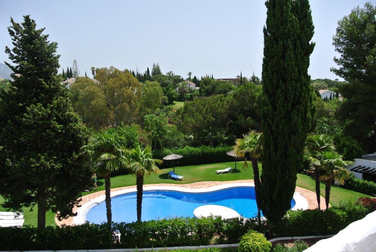 Marbella Banus Apartamento Planta Media en Venta en The Golden Mile – R3424507