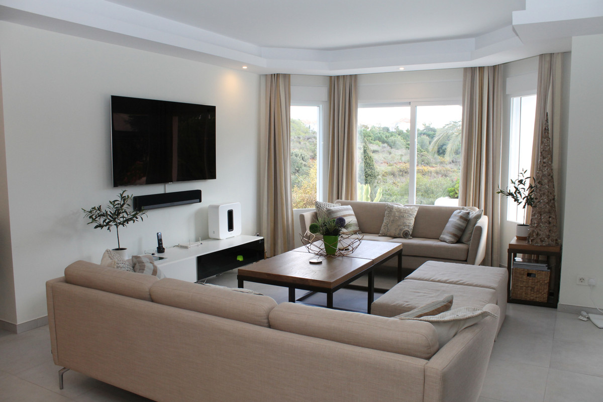 Marbella Banus Apartamento Planta Media en Venta en The Golden Mile – R3333799