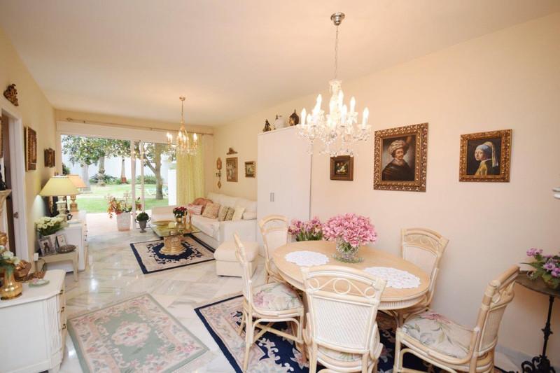 Marbella Banus Apartamento Planta Baja en venta en The Golden Mile – R3096601