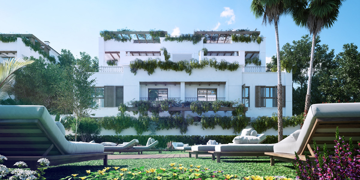 Apartamento  Planta Media 													en venta  																			 en The Golden Mile