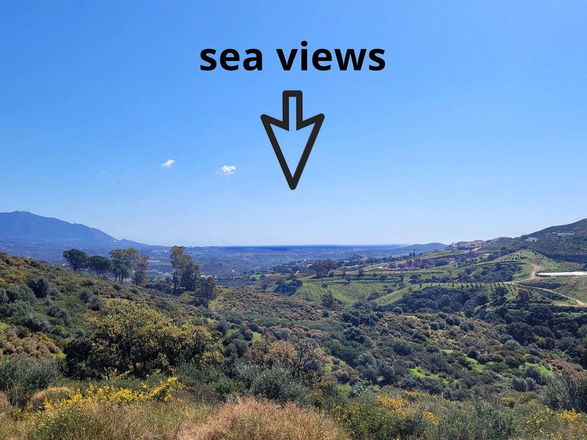 Residential Plot for sale in La Mairena - Marbella East Residential Plot - TMRO-R134869