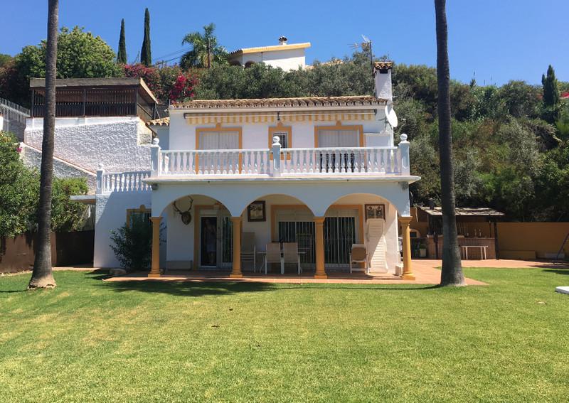Freistehende Villa zum verkauf in Marbella