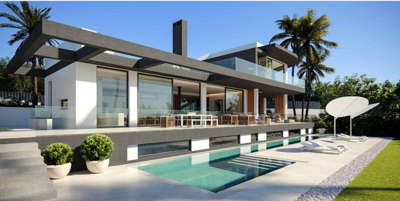 Marbella Banus Villa – Chalet en venta en The Golden Mile – R3504346