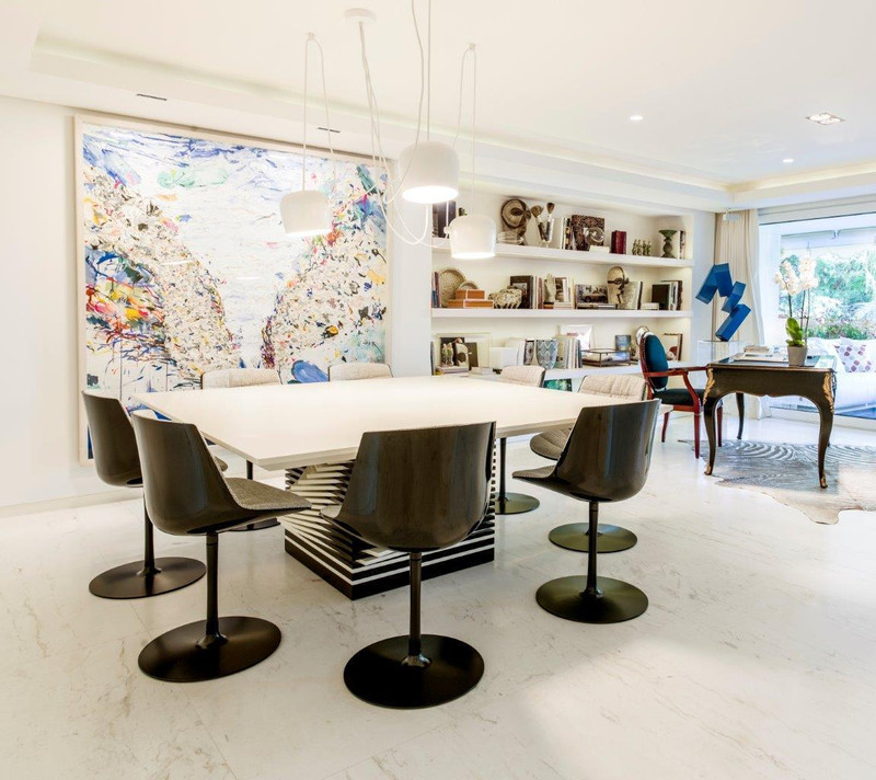 Apartamento Planta Media en venta en The Golden Mile – R3073036