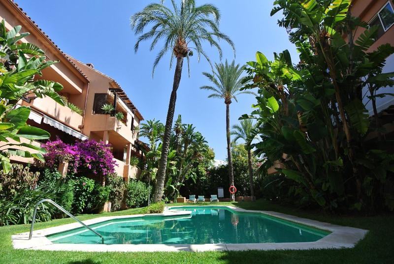 Marbella Banus Apartamento Planta Baja en venta en The Golden Mile – R3260587