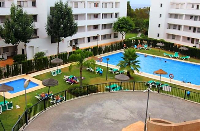 2 bedroom apartment in Riviera del Sol  Cozy two bedroom apartment in Riviera del Sol, in closed com,Spain