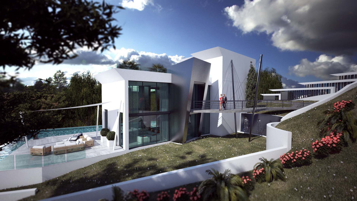 Marbella Banus Villa – Chalet en Venta en Benahavís – R2958599