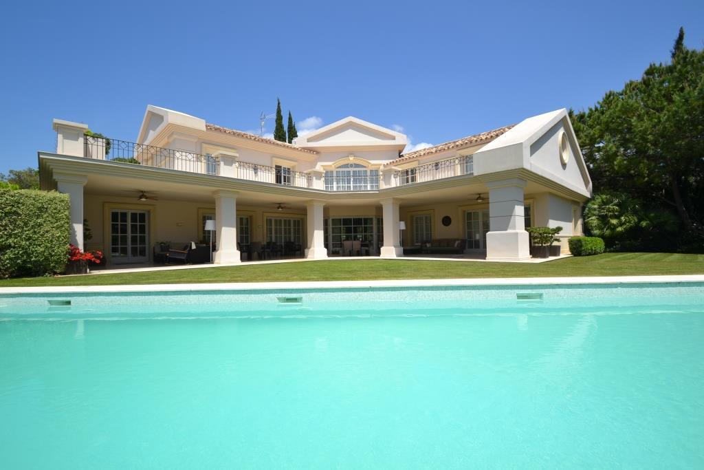 Marbella Banus Villa – Chalet en Venta en Sierra Blanca – R3169045