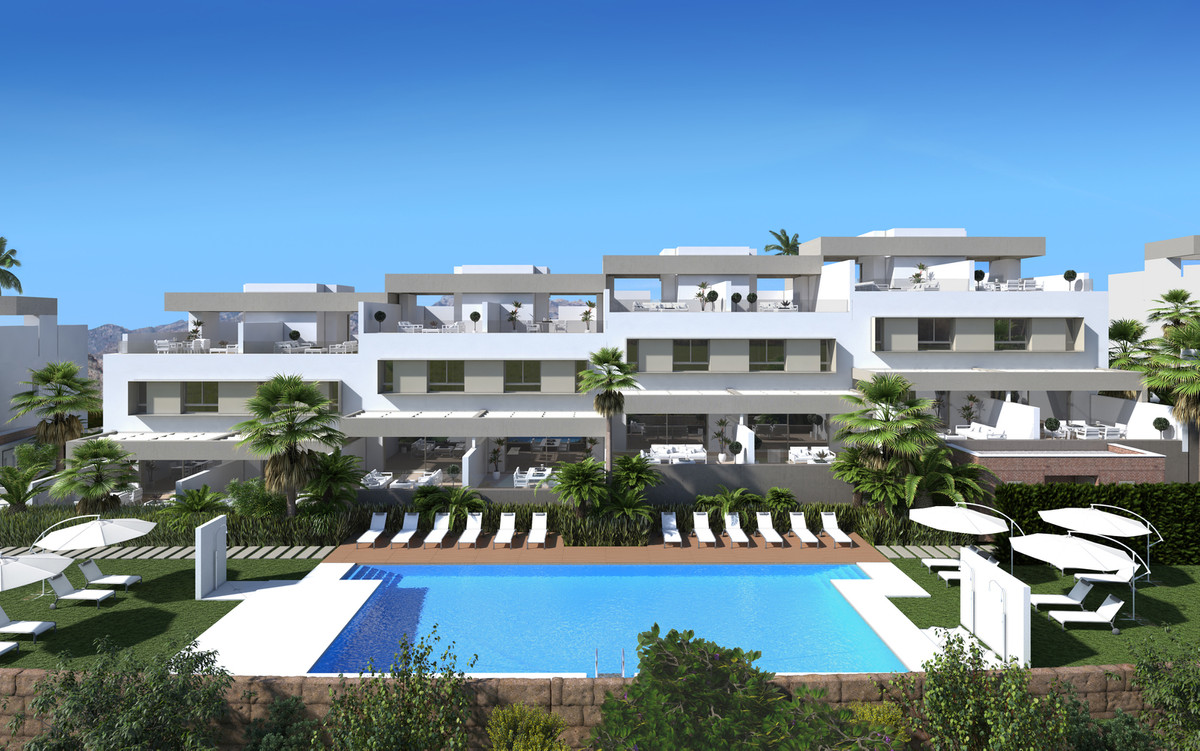 3 bedroom townhouse in La Cala Resort  Complex with 55 townhouses with 3 bedrooms, two bathrooms and,Spain