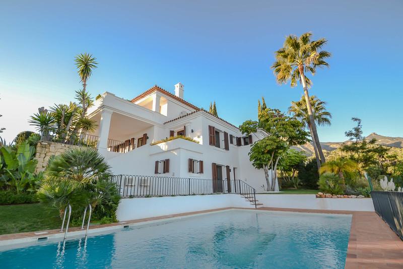 Se vende Villa – Chalet, Sierra Blanca – R3021140