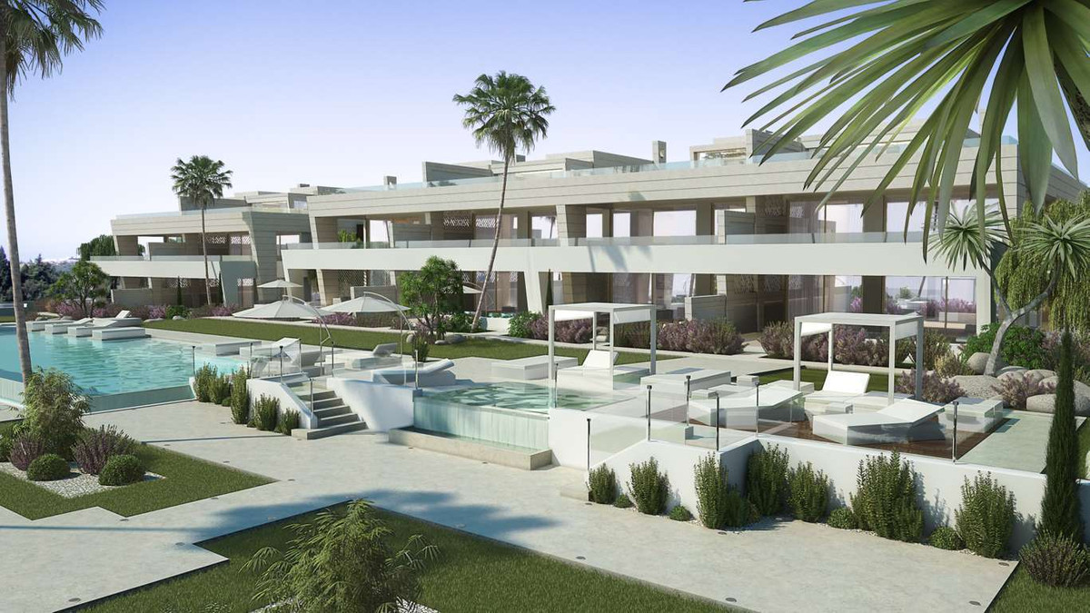 Duplex apartment in Sierra Blanca  The project consists of 20 apartments distributed into 5 building,Spain
