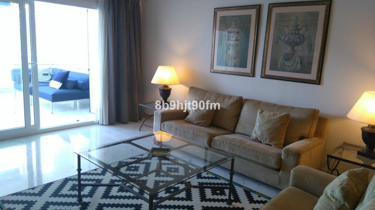 Apartment for sale and rent in Playas del Duque Malaga building, the best location with security and,Spain
