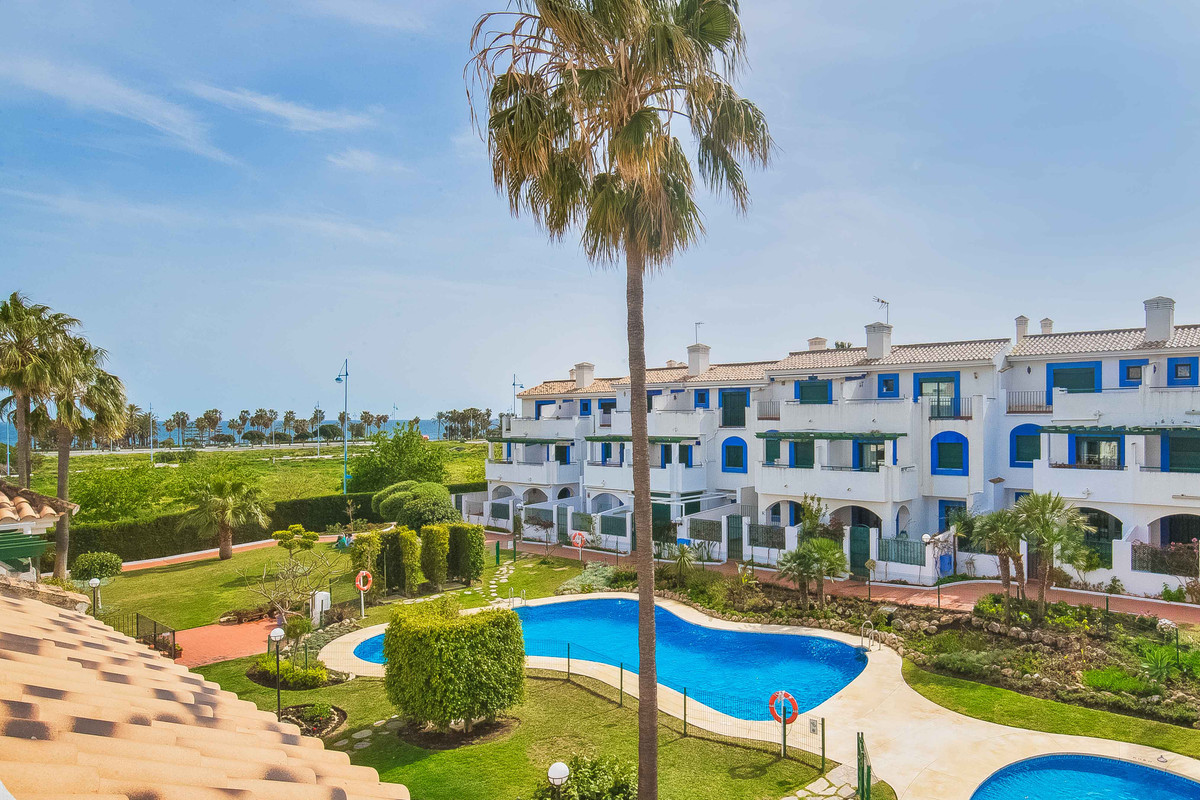 Fantastic penthouse just by the beach in San Pedro de Alcantara. This newly renovated penthouse offe,Spain