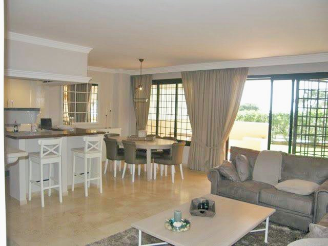 Touristic Reg. Code VFT/MA/15754  Ground floor apartment with private Garden located within a very p,Spain