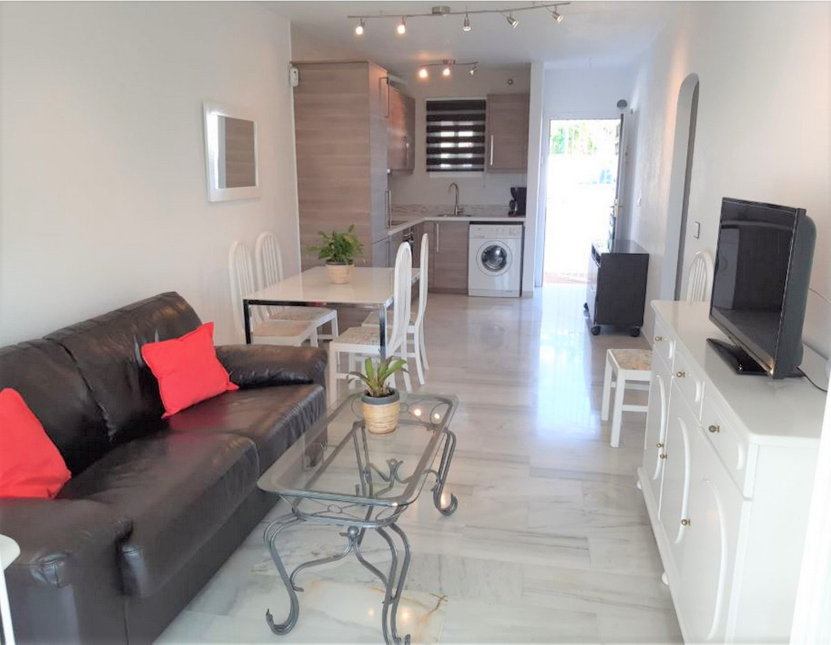 Nice apartment with sea views in a very quiet area, located in Faro-Mijas. It has 1 bedroom with a b,Spain