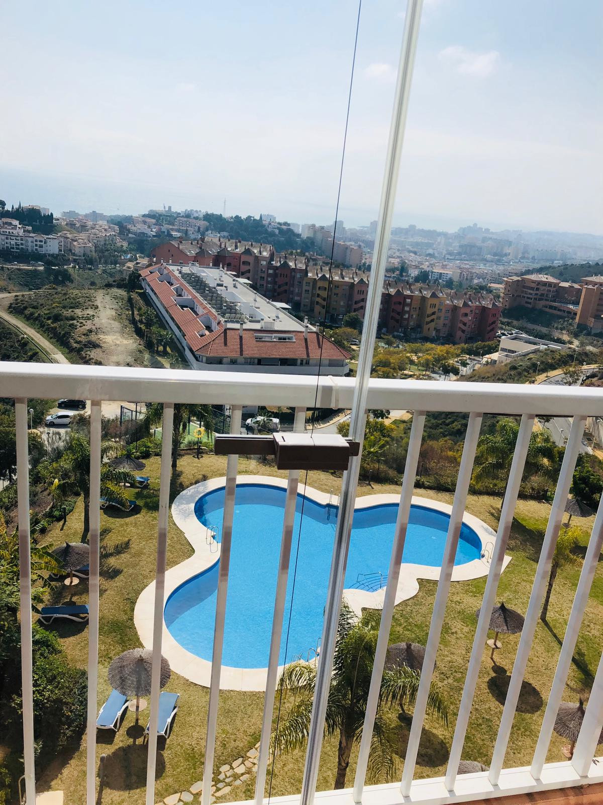 IMPPRESSIVE Duplex penthouse in excellent urbanization with communal pool and gardens. Views to the ,Spain
