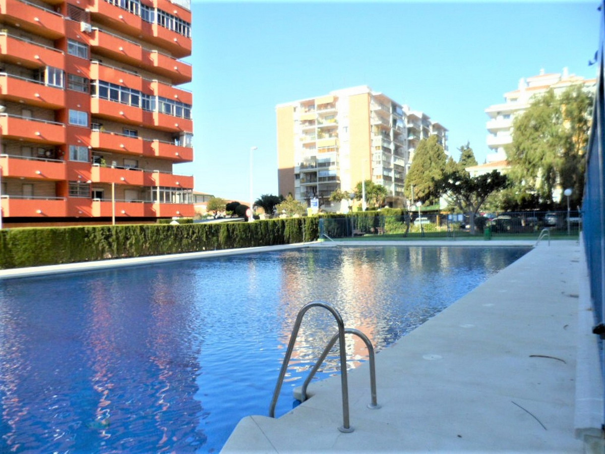 In Los Boliches, Fuengirola, you can find this cozy apartment a short distance from the beach. The h,Spain