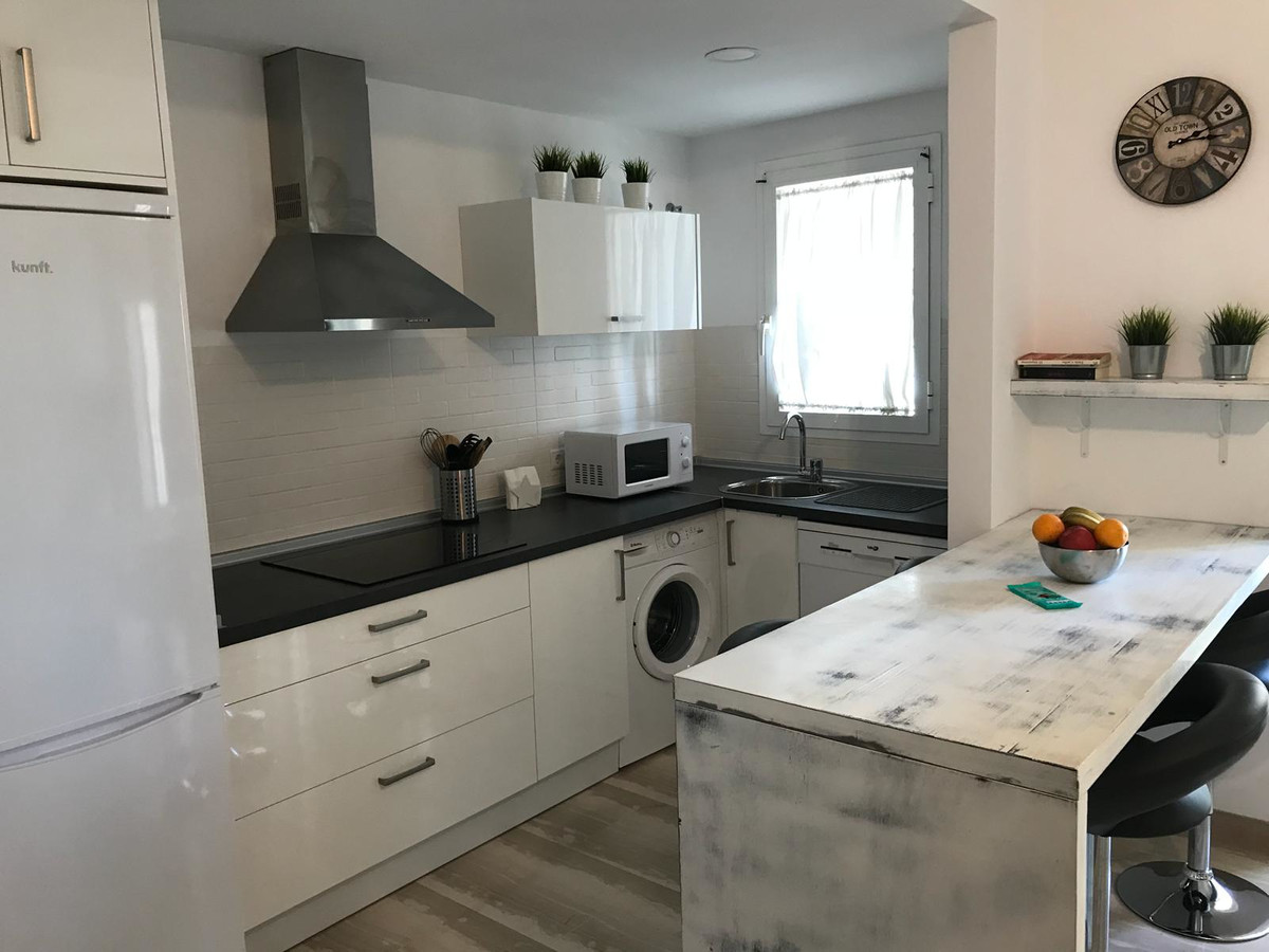 1st line of beach! Fully renovated apartment with modern and actual style and overlooking the sea, i,Spain