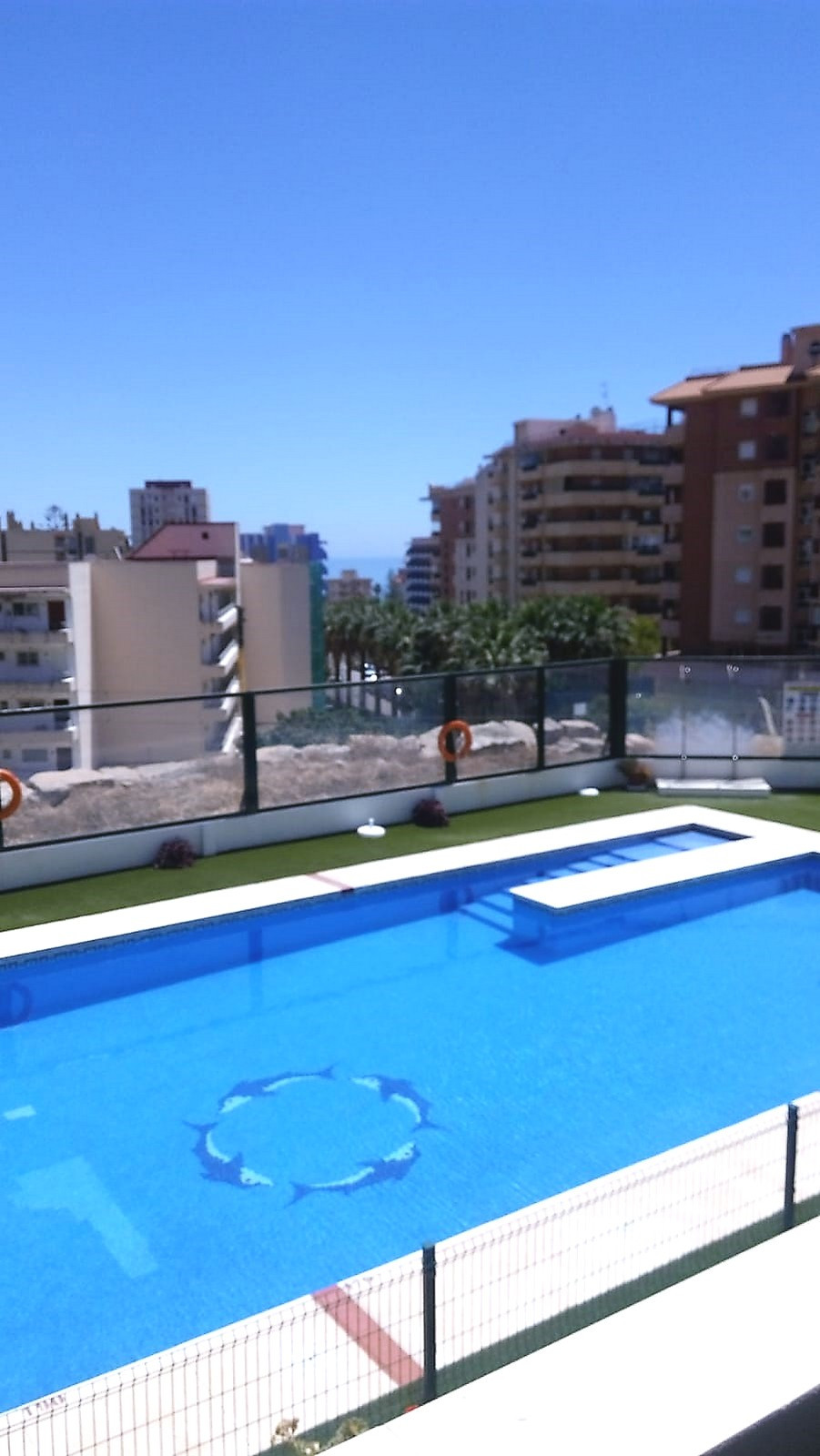 Nice apartment located in Torreblanca just 400 meters from the beach and the promenade! It has a lar,Spain