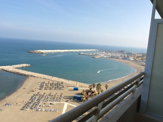 On the promenade of Fuengirola, one of the longest in Spain with more than 7 km, is this fantastic s,Spain