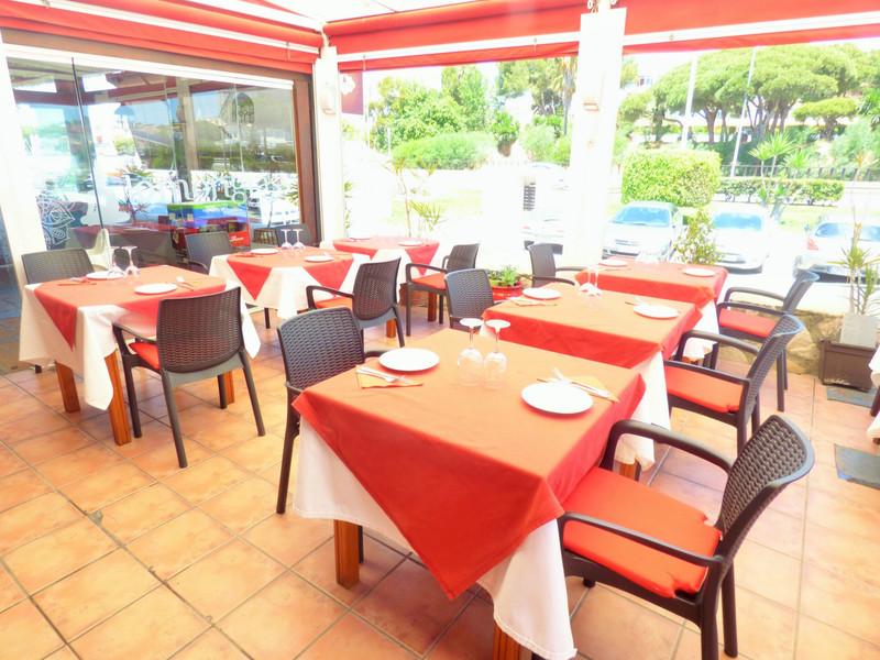 Restaurant in Mijas Costa for sale