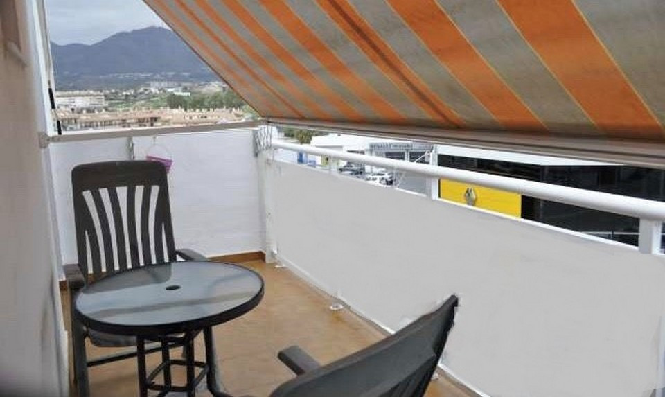 Beautiful penthouse located between Fuengirola and Mijas Costa. Attic surface is 50m2. 8m2 terrace w, Spain