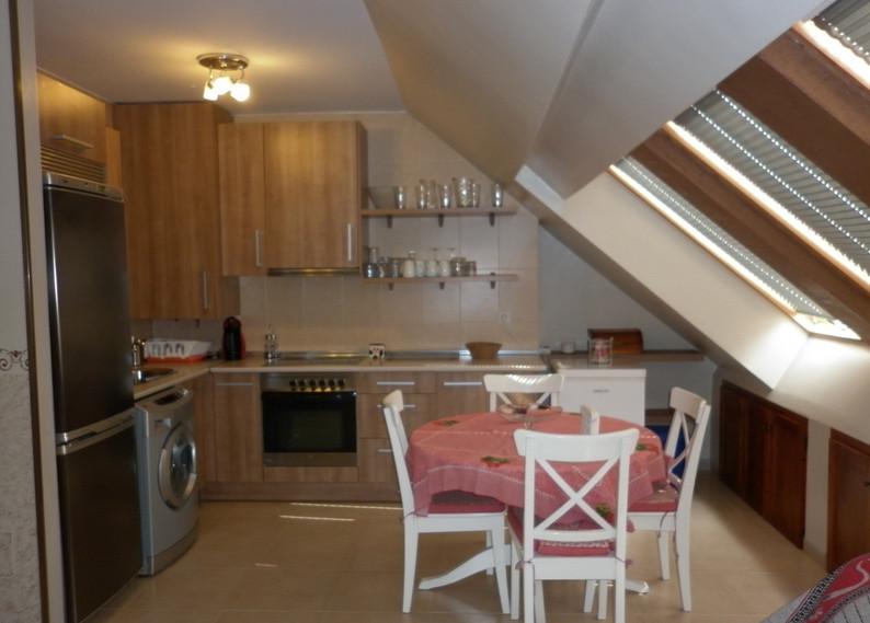 Beautiful penthouse (sloped ceiling) in the center of Fuengirola. Just 2 minutes from the sea and th,Spain
