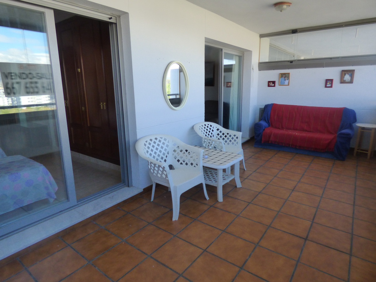 Apartment for sale in Fuengirola. Miramar shopping center area. Two bedrooms and 2 bathrooms. One en,Spain