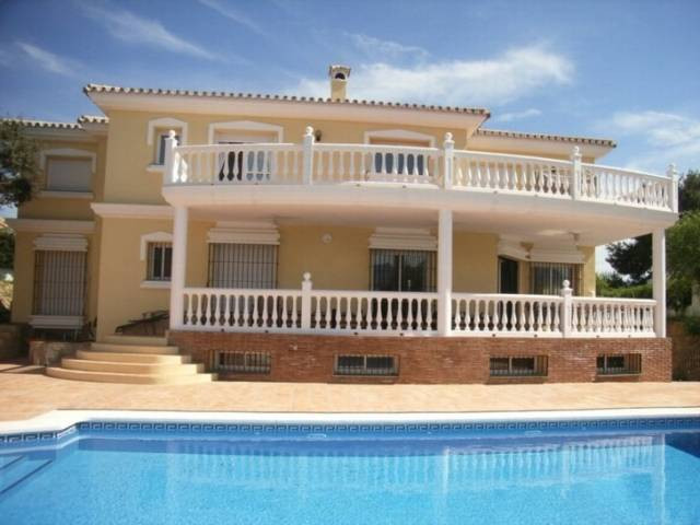 Villa for sale in El Rosario