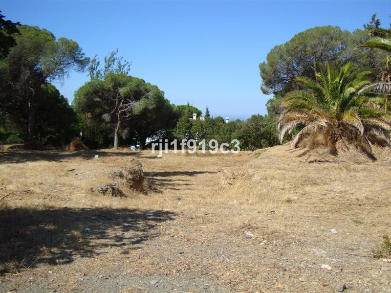 Plot - real estate in Elviria