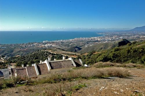 Plot - real estate in Los Monteros