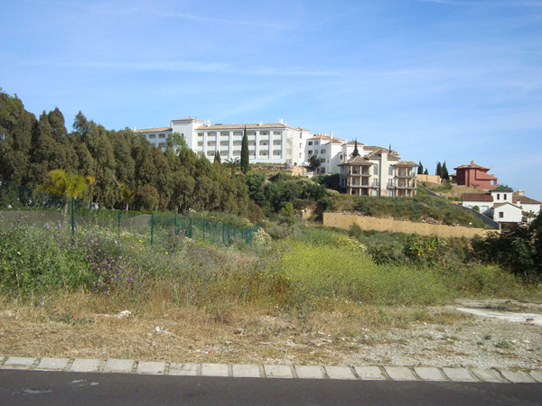 Plot - real estate in Mijas Golf