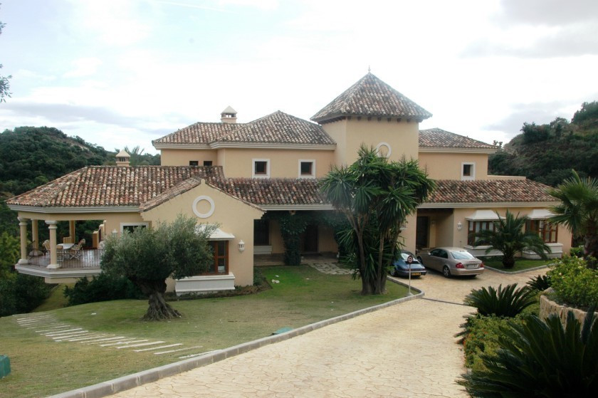 Villa - real estate in La Zagaleta