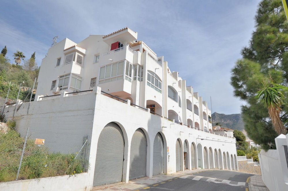 Apartment - real estate in Benalmadena Pueblo
