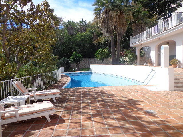 Holiday Villa - real estate in Benalmadena Costa