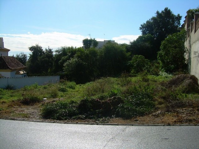 Plot for sale in Calahonda