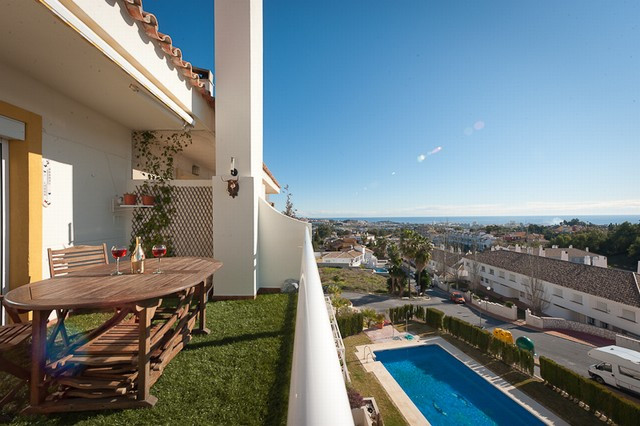 Apartment - real estate in Mijas