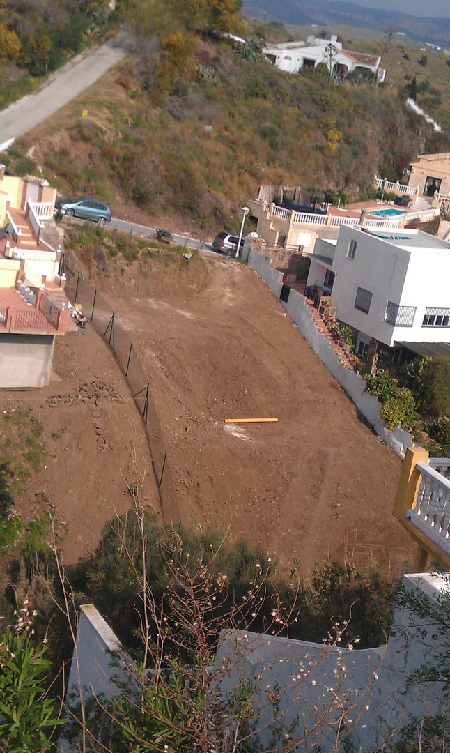 Plot for sale in Cerros del Aguila