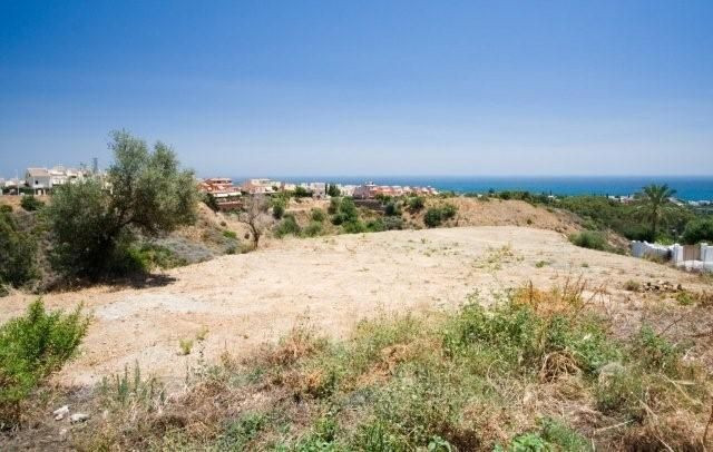 Plot for sale in Marbella