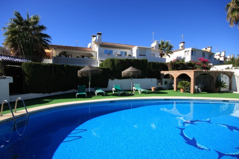 Townhouse - real estate in Elviria