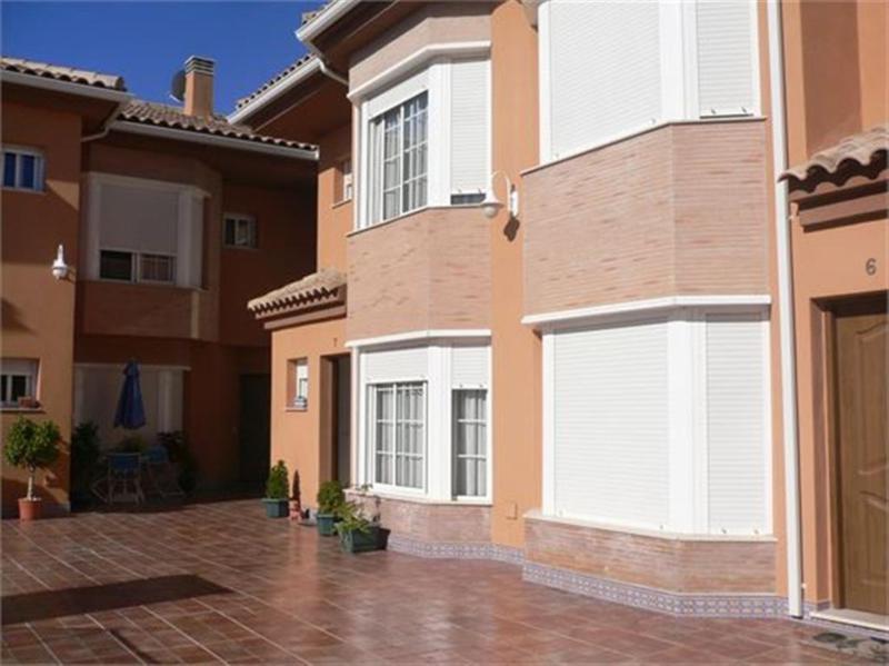 Rækkehus til salg i Fuengirola