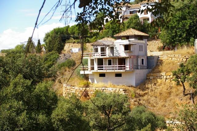 Villa till salu i Elviria