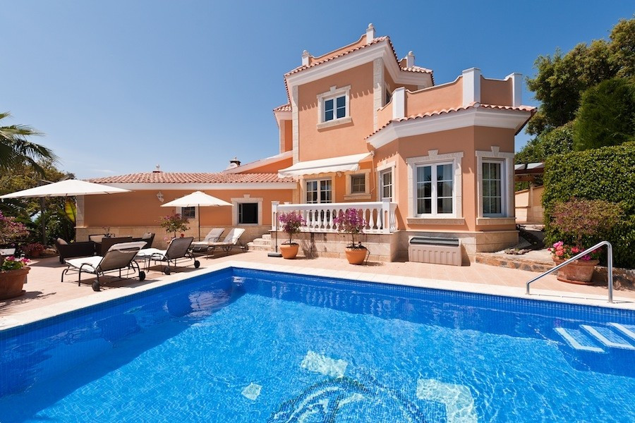 Villa for sale in El Rosario