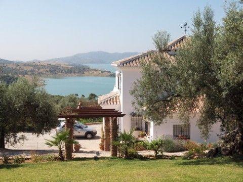 Villa - ejendomsmægler i Periana