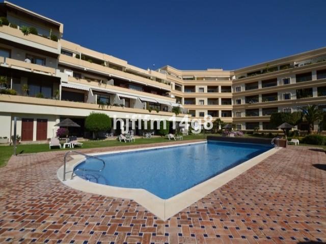 Lejlighed - ejendomsmægler i Nueva Andalucia