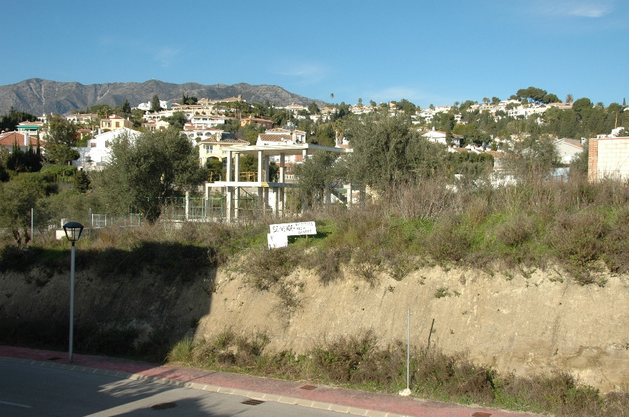 Plot for sale in Fuengirola