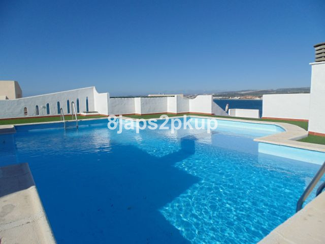 Estepona port. See views. Close to Cristo Beach. The apartment has first occupancy license and touri,Spain
