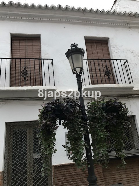 Great location property in the best comercial and restaurant street of Estepona old town centre.....,Spain