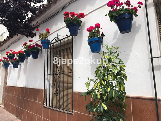 Townhouse, Estepona, Costa del Sol. Excellent opportunity in the heart of the old town center, close,Spain